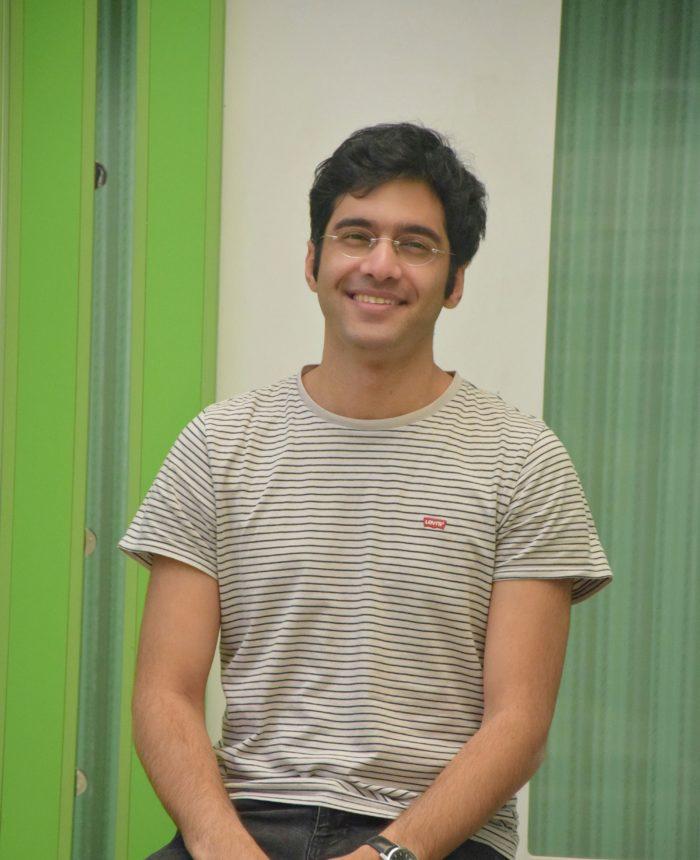 Engineer Nariman Gharari